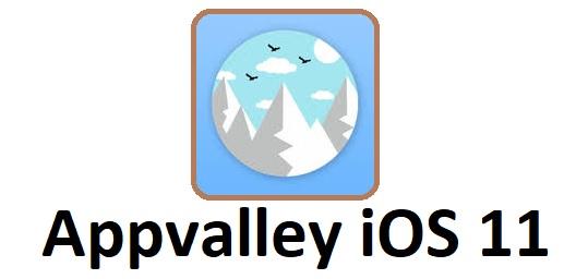 Appvalley ios 11