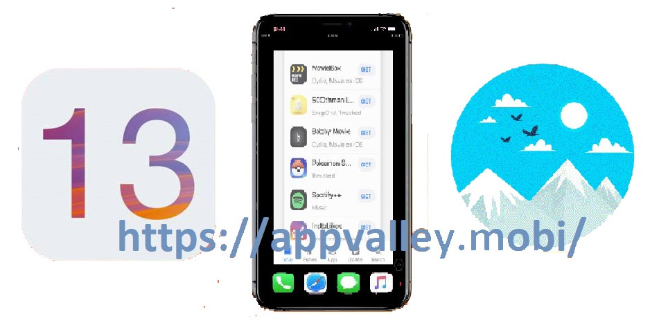 App valley ios 13