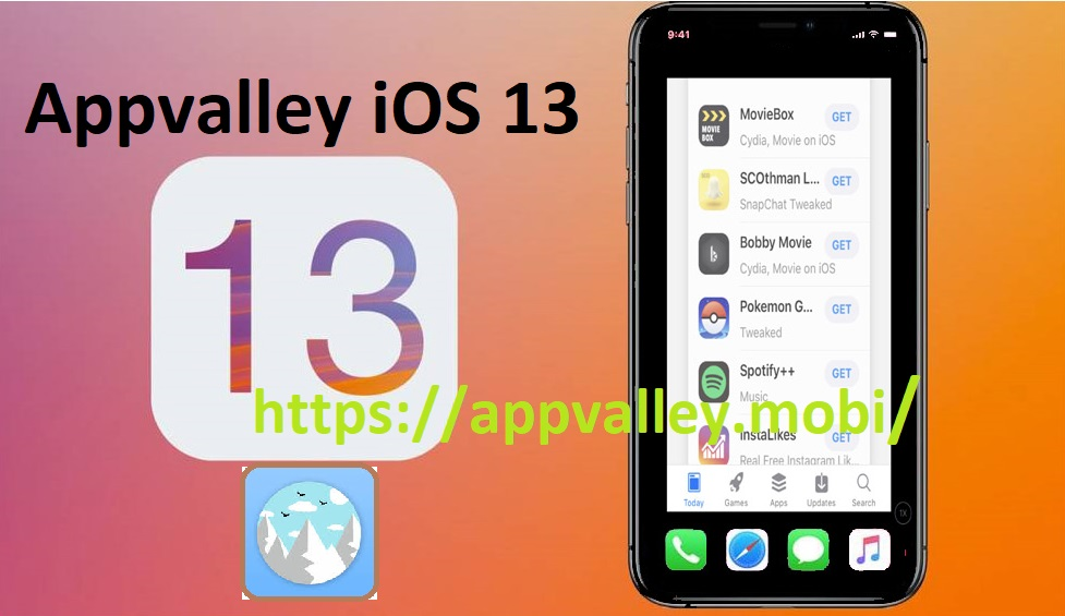 Appvalley ios 13