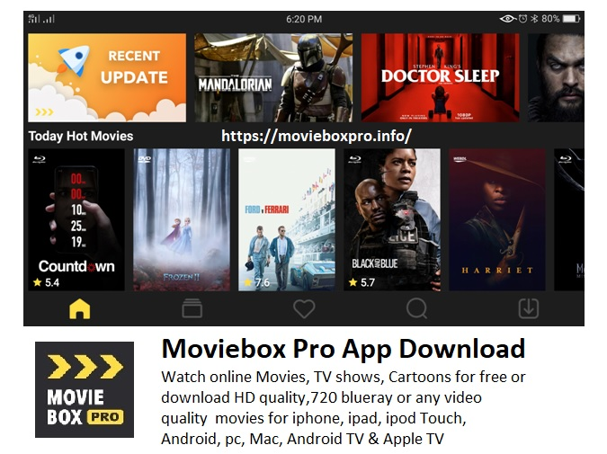 movie box pro
